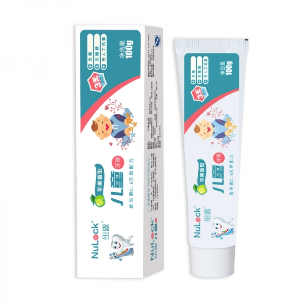 溶菌酶儿童牙膏